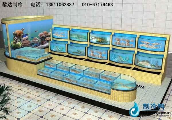 自制鱼缸过滤槽图片
