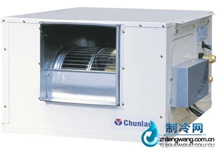 春兰高静压风管式中央空调