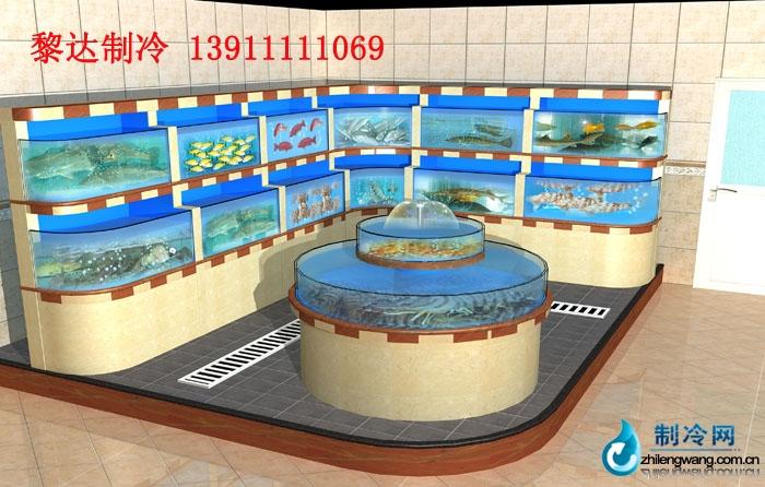 底滤鱼缸设计图图集 最新海鲜鱼缸专题