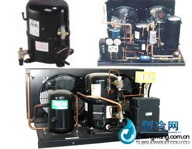 压缩机高温保护器接线图