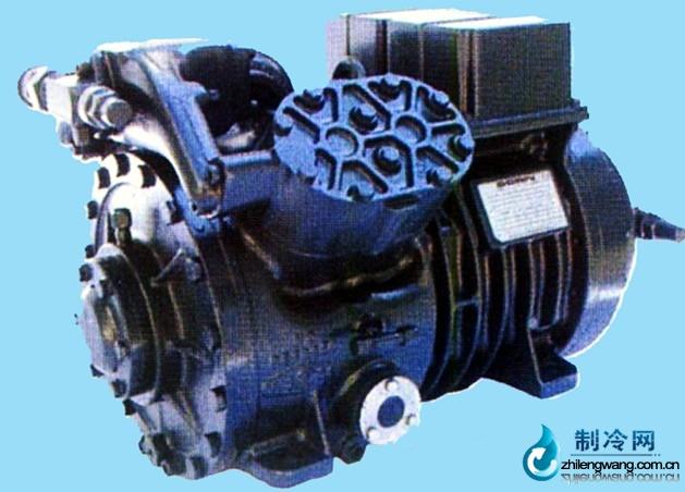 意大利都灵公司的单机覆盖了0、4———75匹的范围,并联机可以做到150匹。在欧洲,作展示柜,冰淇淋机主要是用半封闭压缩机,中国大多用全封闭压缩机。   都灵半封闭压缩机适用范围广,在中低温各个温段都有独到之处;例如外观设计上有外排气通道,使用R22可以有效降低排气温度;压缩机上的阀有凹型设计,这样可以提高制冷量。   活塞式制冷压缩机的压缩过程   压缩过程   当活塞处于最下端位置(称为内止点或下止点)时,汽缸内充满了从蒸发器吸入的低压制冷剂蒸气,吸气过程结束